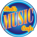 Bobs Music Cafe Logo